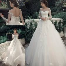 modern dress milva bridal vintage lace modern princess wedding dresses 2017