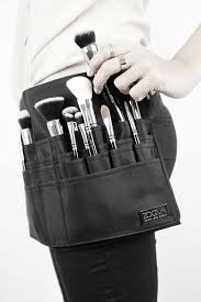 makeup artist belt tools of the trade each brush has it s own specific use though
