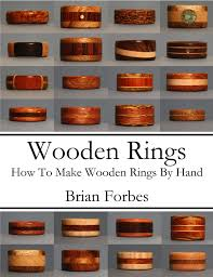 make wood rings images Easy to make wooden rings the book explains everything wooden jpg