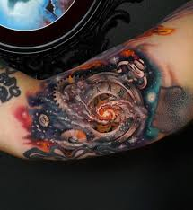 25 best space tattoo for man u0026 woman in black u0026 colorful ink