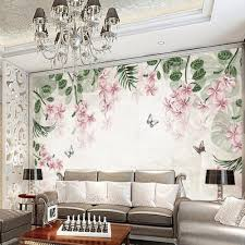 popular wall art roll buy cheap wall art roll lots from china wall european 3d photo wallpaper flower wall mural for living room tv background wall paper covering murals