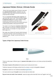 25 unique japanese kitchen knives ideas on pinterest japanese