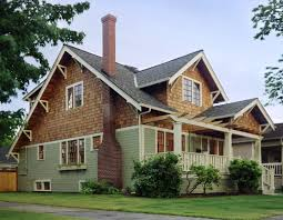 pacific northwest architecture craftsman style house not so much