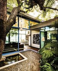 House Design Inside Garden 25 Best Indoor Courtyard Ideas On Pinterest Atrium House
