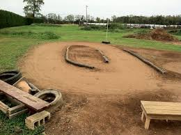 Backyard Rc Track Ideas Back Yard Track Rc Cars Layout Back Yard Rc Construction Back