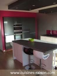 cuisine avec presqu ile rénovation décoration vintage architecture d intérieur cuisine