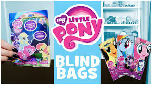 My Little Pony Blind Packs Toy Box Collectibles My Little Pony