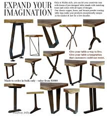 pre turned table legs expand your imagination only at michio info you can let your