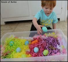 thanksgiving sensory bin house of burke easter bunny sensory bin