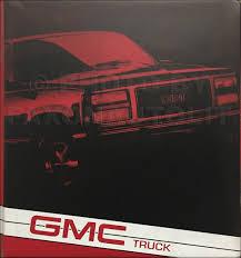 1993 gmc safari van repair shop manual original