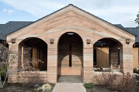 Earth Homes Rammed Earth Luxury Homes Wsj