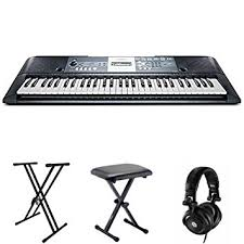 amazon keyboard black friday yamaha ypt230 keyboard bundle amazon co uk musical instruments