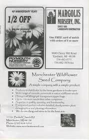 native plant nursery michigan ann arbor civic theatre program the girls of the garden club may