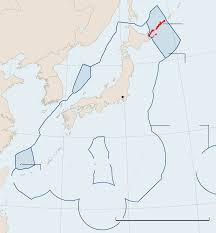 Sea Of Japan Map The Shape Of Japan To Come The New York Times