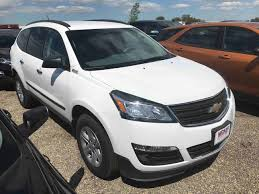 chevrolet traverse ls new 2017 chevrolet traverse ls summit white for sale 32180 0