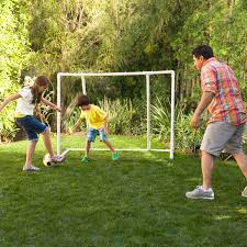 Backyard Golf Nets The Best Nets For Playing Soccer In Your Backyard The Backyard Site