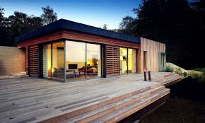 eco house eco friendly forest house by pad studio eco friendly
