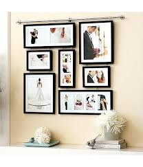 hanging picture frames ideas hanging wedding photosthis can aldo be for any pics hanging multiple