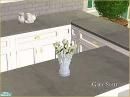 slate countertop phaerie 39 mh kitchen countertop recolor grey slate how to