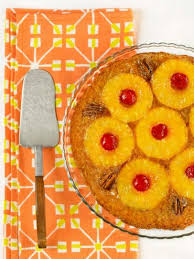 pineapple upside down cake recipes cooking channel recipe