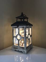 lanterns and home decor