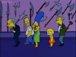 Simpsons Treehouse Of Horror All Episodes - treehouse of horror v the shinning part 1 4 youtube