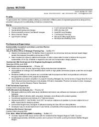city planner resume sample career services at the university of