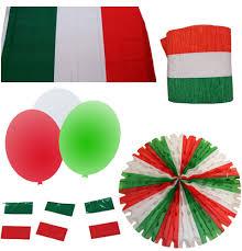 Italian Decoration Ideas Italian Party Decorations And Favors Italian Classroom