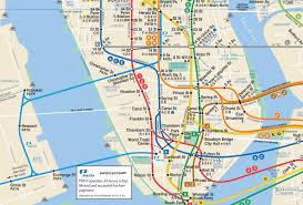 Nyc Mta Map Nyc Subway Map Hi Res Unusual Of Ambear Me