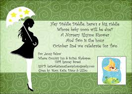 baby shower invitation rhymes for a boy baby shower diy