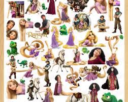 42 disney tangle character png images clip art birthday