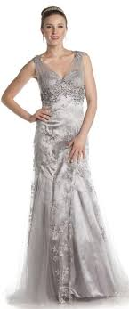 silver wedding dresses silver wedding dresses plus size pluslook eu collection