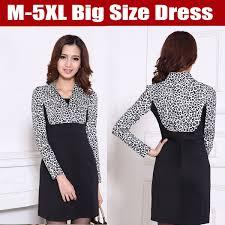 2014 new plus size elegant autumn winter dress wholesale women