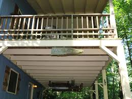 Two Story Deck Two Story Cottage Wifi 2 Porches Pets Vrbo
