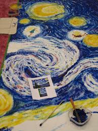 photo friday an ode to starry night shakespeare in action