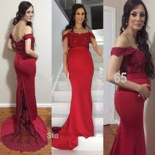 hot momma gowns lace mermaid evening dresses for women for