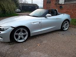 bmw z4 sdrive28i m sport 2013 13 reg one owner with only 31 000