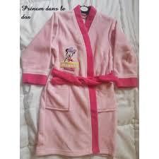 robe de chambre minnie robe de chambre minnie à personnaliser