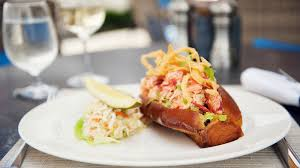 the feast lobster roll and cucumber salad recipe seasonal