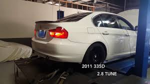 bmw 335d turbo problems 2011 bmw 335d with hybrid turbos from aarodriguez and jr auto