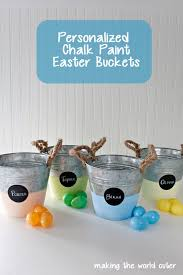 personalized easter buckets personalized easter buckets