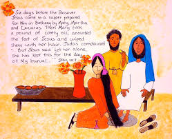 anoint jesus feet aunties bible lessons