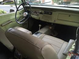 jeep jeepster interior commando jeepster