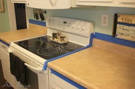Painting Kitchen Countertops Giani Granite Countertop Paint Review Ask Anna