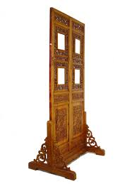chinese room divider chinese antique open carved screen room divider w stand home