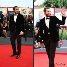 film everest in berlin jake gyllenhaal in salvatore ferragamo everest venice film
