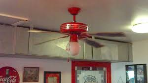 1997 coca cola ceiling fan 44 coca cola ceiling fan youtube