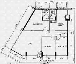 choa chu kang avenue 3 hdb details srx property