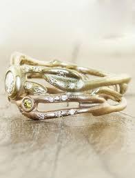 ss wedding ring lashey colorful multistrand wedding ring with diamonds ken