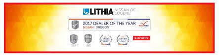 nissan altima for sale oregon lithia nissan of eugene new u0026 used nissan car dealer serving